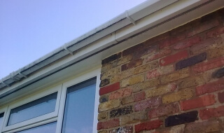 Fascia Cleaning Service